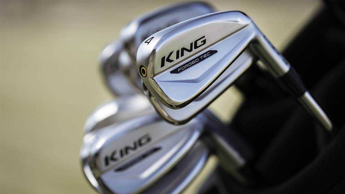 "featured image of the blog titled ""Why Cobra's New King Forged Tec Irons Deserve a Spot in Your Bag"""