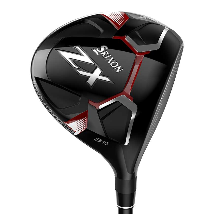 """featured image of the blog titled """"Relish Unmatched Speed and Distance for 2021 with Srixon's New ZX Wood Series"""""""